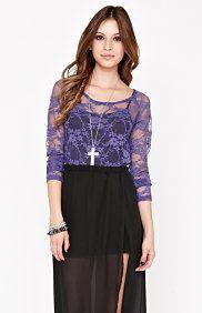 Womens Longsleeve Shirts at Pacsun.com.