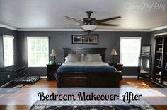 Master Bedroom Paint Job