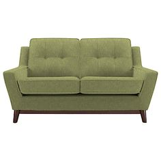 Buy G Plan Vintage The Fifty Three Small Sofa, Marl Green online at JohnLewis.com - John Lewis