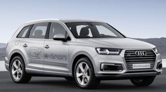 The world's SUV manufacturers have jumped aboard the hybrid bandwagon, with BMW, Volvo, Mercedes and now Audi preparing hybrid versions of their four-wheel drives. The Audi Q7 e-tron 2.0 TFSI quattro offers claimed best-in-class electric-only range thanks to a 17.3 kw/h fluid-cooled battery pack.