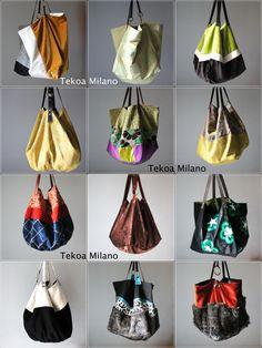 handmade in Italy Pochette Diy, Purses And Bags, Lv Bags, Origami Bag, Diy Tote Bag, Best Bags, Fabric Bags, Girls Bags, Cute Bags
