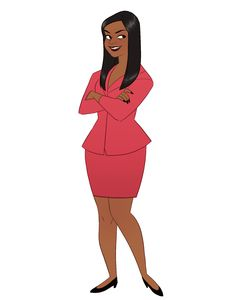 """An Artist Animated """"The Office"""" Characters And They're All Truly Amazing-Kelly Kelly Kapoor, Office Cartoon, The Office Characters, Office Fan, Office Style, The Office Show, Office Birthday, Office Wallpaper, Office Memes"""