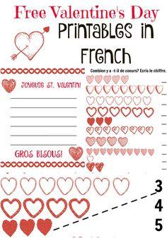 Valentine's Day prin