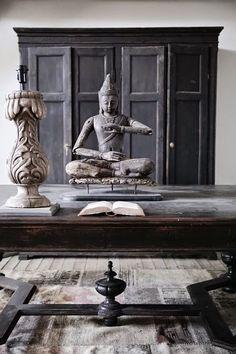 Buda na Decoração