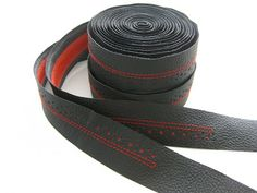 Busyman Bicycles: Black and Red Bartape