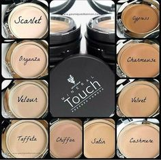 Our mineral touch pressed powder leaves your skin looking flawless you can order this anytime at: www.youniqueproducts.com/CathyHunt