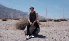 Brooklyn Beckham looks effortlessly cool before Coachella festival