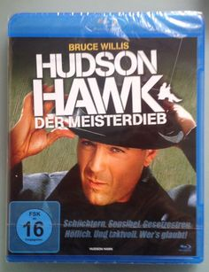 Hudson Hawk der Meisterdieb, Blu ray Disc