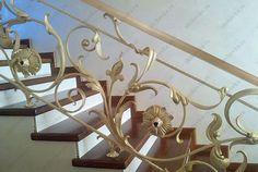 Кованые перила Киев АКЦИЯ кованые лестницы фото цены и эскизы кованых перила для лестниц, маршевые винтовые и полувинтовые лестницы, перила в стиле модерн и барокко от УкрКовка