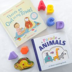 Two of our most favourite children's books, including There's An Owl In My Towel by Julia Donaldson Book Club Books, Children's Books, For All Things Lovely, Counting Books, Mimosas, Most Favorite, Mascara, Towel, Cool Stuff
