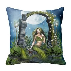 =>>Save on          Leaf Mermaid Throw Pillows           Leaf Mermaid Throw Pillows This site is will advise you where to buyDiscount Deals          Leaf Mermaid Throw Pillows lowest price Fast Shipping and save your money Now!!...Cleck See More >>> http://www.zazzle.com/leaf_mermaid_throw_pillows-189290893452169985?rf=238627982471231924&zbar=1&tc=terrest