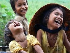laughing child of the world | children laughing