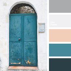 Color Palette #3091 More