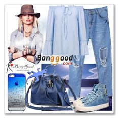 """""""Banggood-9"""" by ane-twist ❤ liked on Polyvore featuring NOVICA and BangGood"""