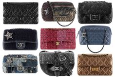 Chanel Paris Dallas Bag Collection