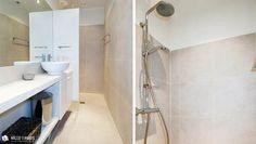 Idée Déco de salle de bain. Appartement design dans Paris pour passer vos vacances #1000et1Paris #1001Paris