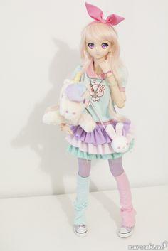 Inori, Fairy Kei set