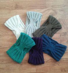 Headband Ear Warmer / Cozy Ear Warmer / Crochet Headband / Winter Accessories / Women's gifts / Chri