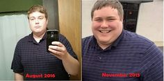 """M/25/5'9"""" [380lbs > 283lbs = 97lbs] (11 months) Weight Loss Progress! Thank you for sending this though. Well done!!! To everyone out there YOU CAN ACHIEVE YOUR FITNESS GOALS FASTER --> http://ift.tt/1RAWfxw - Lean Republic bring you the very best and the latest health fitness and wellness products on the market. Get the inside scoop and enhance your lives with state of the art affordable technology. Join our community now - Why join Lean Republic? FREE TO JOIN Access exclusive never before…"""