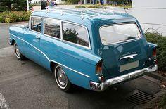 Opel Rekord Olympia Caravan