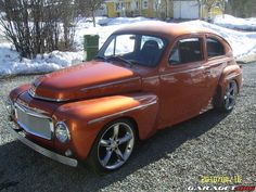 Volvo Pv (1962)