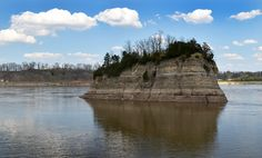 Tower Rock, Perry County Missouri, Mississippi River #lookout #hike