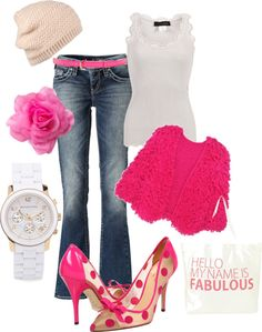 """""""Hello, Im Fabulous!"""" by deedee22371 ❤ liked on Polyvore <3hj"""