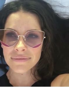 Evangeline Lilly, Unique Faces, Flawless Beauty, Pure Beauty, Marvel Cinematic, Vintage Photographs, Powerful Women, Cat Eye Sunglasses, Actors & Actresses