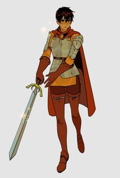 Concept art character design manga new Ideas Fantasy Character Design, Character Design Inspiration, Character Art, Dnd Characters, Fantasy Characters, Female Characters, Sara Kipin, Poses References, Female Knight