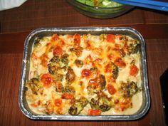 Joko, Lasagna, Food And Drink, Vegetarian, Favorite Recipes, Baking, Dinner, Vegetables, Breakfast