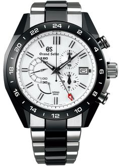 Grand Seiko Watch Black Ceramic Pre-Order #add-content #basel-17 #bezel-fixed #bracelet-strap-titanium #brand-grand-seiko #case-depth-16-2mm #case-material-titanium #case-width-46-4mm #date-yes #delivery-timescale-call-us #dial-colour-white #gender-mens #luxury #movement-automatic #new-product-yes #official-stockist-for-grand-seiko-watches #packaging-grand-seiko-watch-packaging #pre-order #pre-order-date-30-05-2017 #preorder-may #style-dress #subcat-black-ceramic #supplier-model-no-sbgc221…