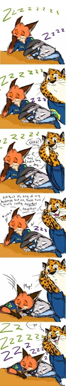 Zootopia comics | Tumblr