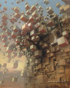 Realignment, by Peter Gric. ✤ || CHARACTER DESIGN REFERENCES | キャラクターデザイン…