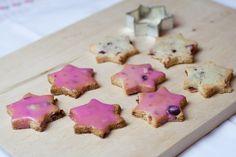 Mandel-Cranberry-Kekse