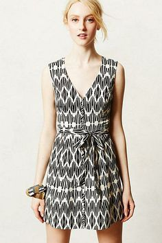 Pearl District Dress / Anthropologie