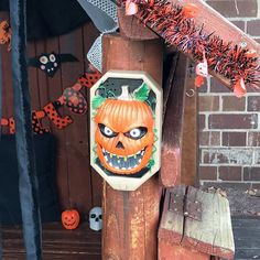 "Tracey Roache on Instagram: ""Outdoor area all ready for Halloween next week. 👻🎃💀🕷🕸#childcare #childhood #earlychildhood #earlyeducation #earlyyears…"""