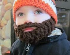 bearded toboggans for toddlers - Google Search