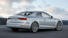 All-new 2016 Audi A5 Coupe - Provided by Motoring Research
