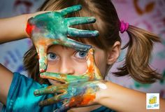 Awesome ideas for messy projects for kids at Cool Mom Picks