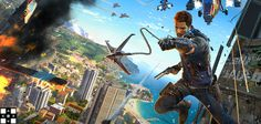 Kasabian and Square Enix unite for the latest Just Cause 3 trailer