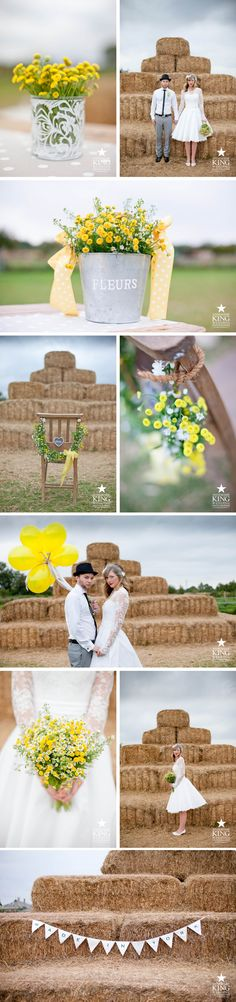 country wedding by Annemarie King, styled by I Do Designer Weddings