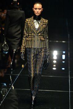 Gucci RTW Fall 2013 - Slideshow - Runway, Fashion Week, Reviews and Slideshows - WWD.com