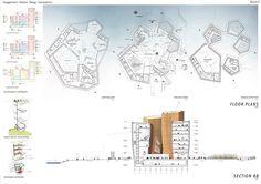 En arquitectura una vez que tenemos nuestro proyecto, llega la hora de presentarlo. Es justo ahí dónde necesitamos diseñar nuestras láminas de presentación.