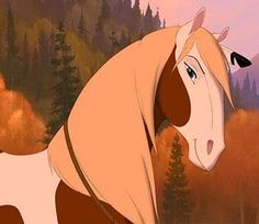 Rain from dreamworks Spirit The Horse, Spirit And Rain, Disney Dream, Disney Love, Disney Art, Spirit Drawing, Horse Movies, I Love Rain, Most Beautiful Horses