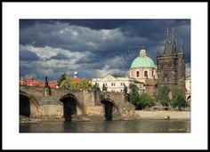 Fotoobraz - Karlův most, Praha, Česko. Foto: Josef Fojtík - www.fotoobrazarna.cz - https://www.facebook.com/Fotoobrazarna.cz