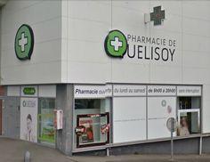 Pharmacie de Quelisoy 1 r de la Chapelle Saint Yves 56260 Larmor-plage 02.97.65.51.12