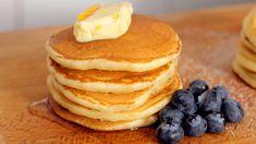 Fluffige Pancakes Rezept als Back-Video zum selber machen! Ganz einfach Schritt für Schritt erklärt!