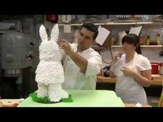 Новые образы тортов от Бадди Валастро - YouTube