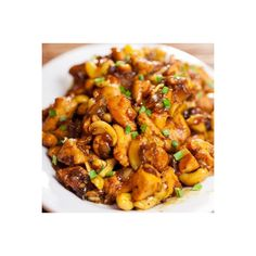 A tasty Thai-style hen recipe with cashews and balsamic vinegar, to be served with flavored rice for a style buds deal with! Cashew Chicken, Thai Chicken, Kung Pao Chicken, Vegetarian Food Pyramid, Vegetarian Recipes, Healthy Recipes, Vegetarian Italian, Vegetarian Breakfast, Thai Recipes