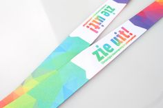 Lanyard Designs, Event Branding, Disco Party, Badge Holders, Paracord, Layout Design, Cool Designs, Lanyards, Badges
